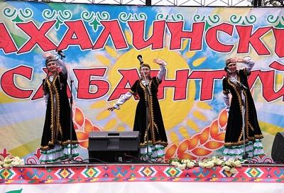 Татарский праздник «Сабантуй-2015» состоится в Сахалинской области