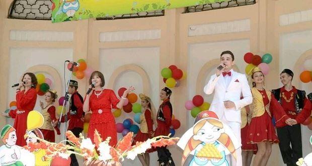 Сабантуй 2015 в Ташкенте