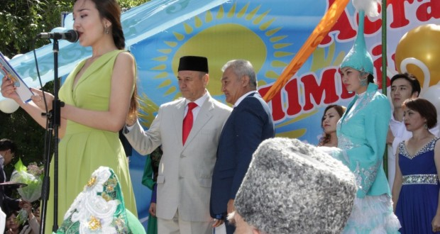 Габдулхак Ахунжанов награжден медалью Ассамблеи народа Казахстана
