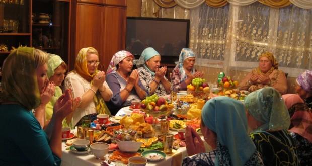 Рамадан-месяц добрых дел