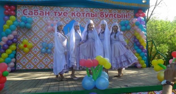 Сабантуй в Уральске (фоторепортаж)