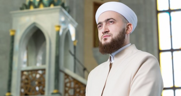 Congratulations by Mufti of the Republic of Tatarstan on holiday Uraza-Bairam (Eid al-Fitr)