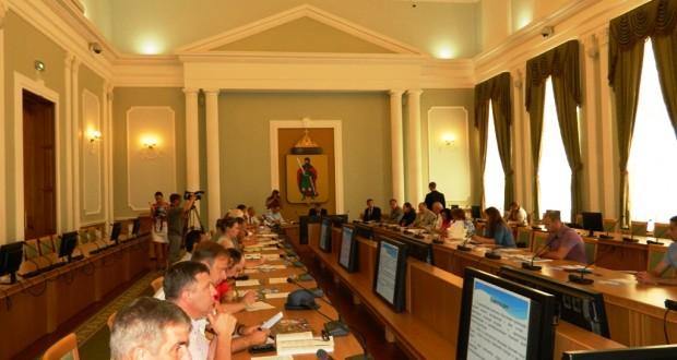 Заседании комиссии по вопросам гармонизации в Рязани
