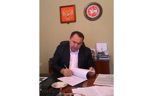 Заключен договор между Постоянным представительством РТ в Свердловской области и Институтом Каюма Насыри (Казань)