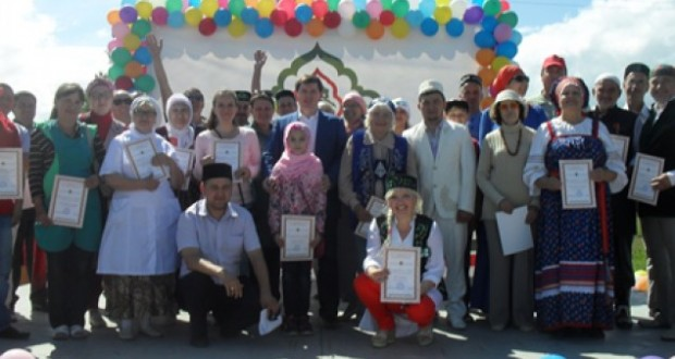 "About 5 thousand people gathered on Independence ""Baltacha HALAL – FAIR 2015"""