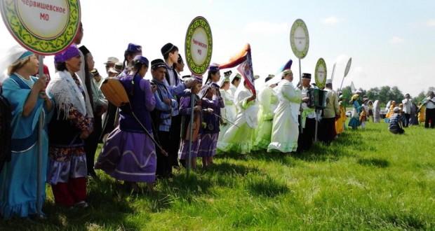 Төмән һәм Түбән Новгород Сабан туйлары — 25 июльдә