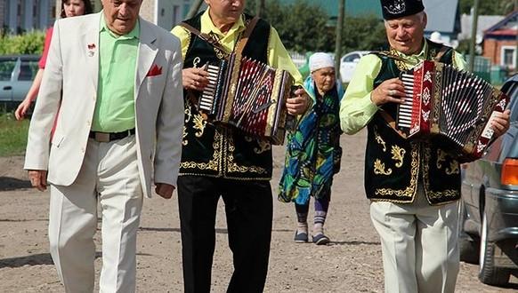 Село Молвино в Зеленодольском районе с большим размахом отметил 775-летие