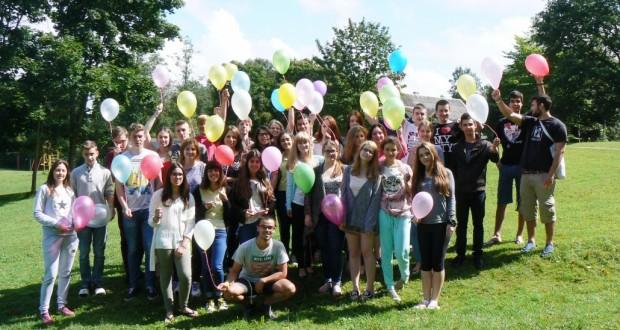В Отепя прошел межкультурный лагерь программы Erasmus+