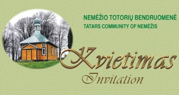 В Немежисе откроется Центр культуры татарской общины