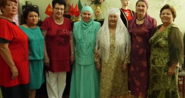 Кыргызстанда татар тормышы