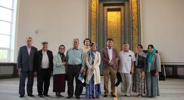 ДУМ РТ организовало экскурсию по мечетям для гостей из Австралии