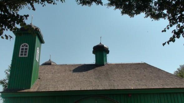 мечеть Куршиняны