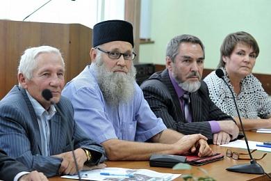 Помочь в строительстве мечети попросили татары Удмуртии у главы республики