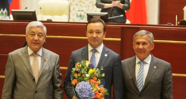 Илдар Халиков кандидатурасы ТР Премьер-министры вазифасына расланды