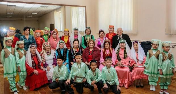 В Бишкеке состоялась презентация татарской музыкальной культуры