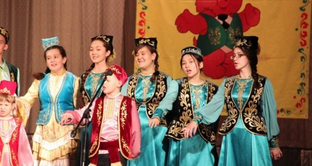 Татарскому культурному центру Новосибирска – 25 лет