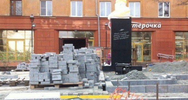 Памятник Мусе Джалилю откроется в Челябинске