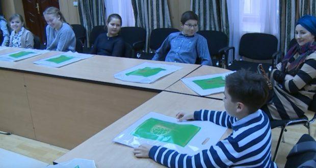 Schoolchildren from Finland go on holiday to Kazan