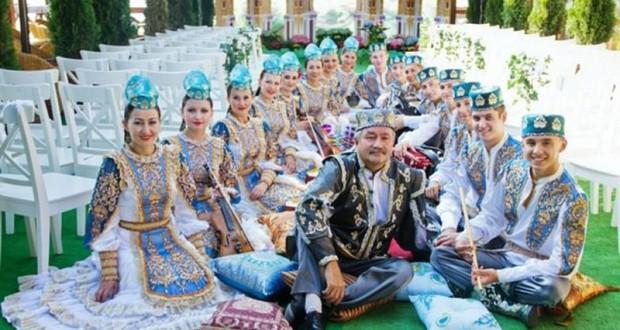 Государственный ансамбль фольклорной музыки Татарстана выступит с концертами в Монголии