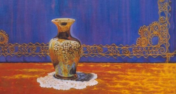 Exhibition by Nafisa Gilmanova