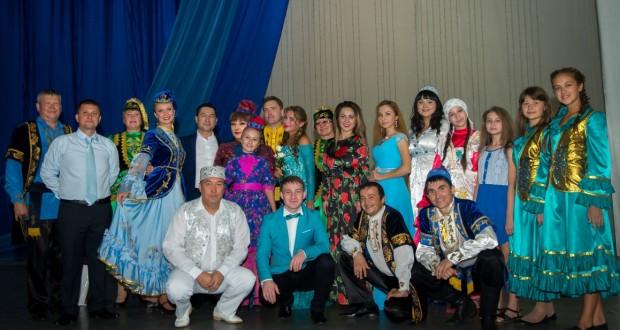Успех большого татарского концерта в Волгограде