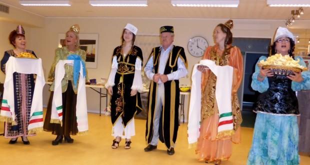 Швециядәге татар хатыны, хәлең ничек?
