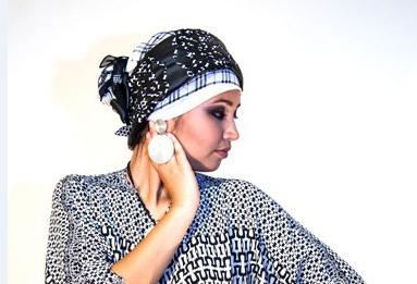Эллина Саитова — финалистка фестиваля моды