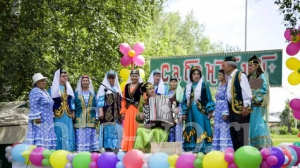"Barnaul wave ""Dulkyn"" 15 years with friends"