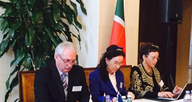 Второй съезд международной ассоциации татар стран ЕС «Альянс татар Европы» (фоторепортаж)