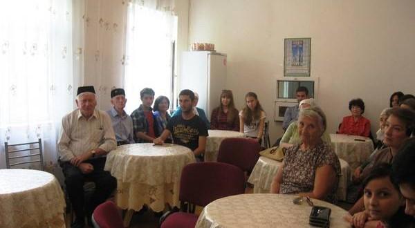 """Общество """"Туган тел"""" провело мероприятие по изучению татарского языка"""