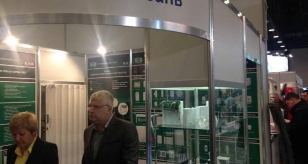 В Питере проходит выставка Securika Sfit