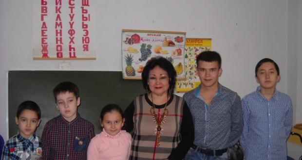 Конкурс знатоков татарского языка в Ташкенте