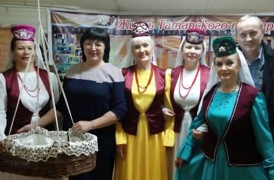 Татарскому театру Красноуфимска – 25 лет