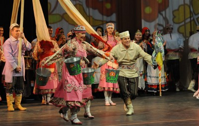 Татарские народные коллективы Самарской области отмечают свои юбилеи!