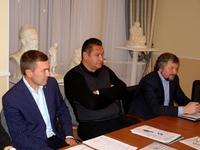Все татарские объединения Санкт-Петербурга и Ленинградской области собрались за одним столом