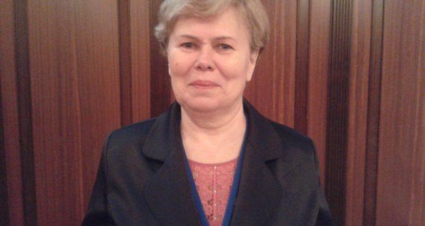Председатель Кызылординского областного татарского общественно культурного  центра, член Ассамблеи народа Казахстана Галия Гизатуллина