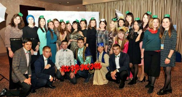 "In Moscow, the ceremony of awarding the winners of the ""Hyaryakyat-2015"" took place"