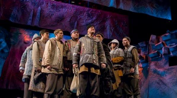 Г.Камал театрының Санкт-Петербург шәһәренә зур гастрольләре