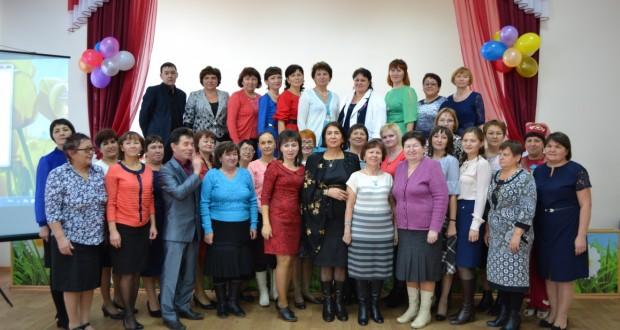 В Озерках Илекского района прошел «Региональный мастер-класс учителей татарского языка»