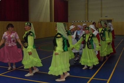 Сабадагы «Ак калфак» — 2015 ел хисабы