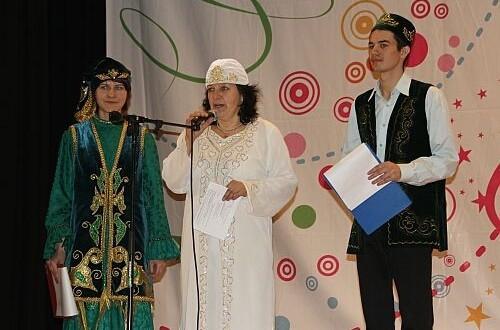 Тобою гордится держава, великий татарский народ