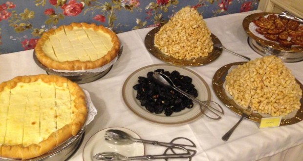 In St. Petersburg, Days of Tatar cuisine held