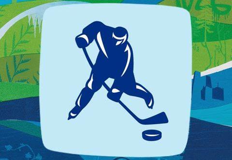 Соревнования по хоккею с шайбой