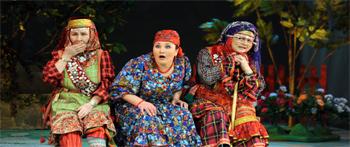 """The Ufa Tatar Theatre """"Nur"""" comes to Kazan on tour"""