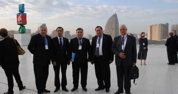 Romanian historians study the history of Tatars and Turks of Eurasia
