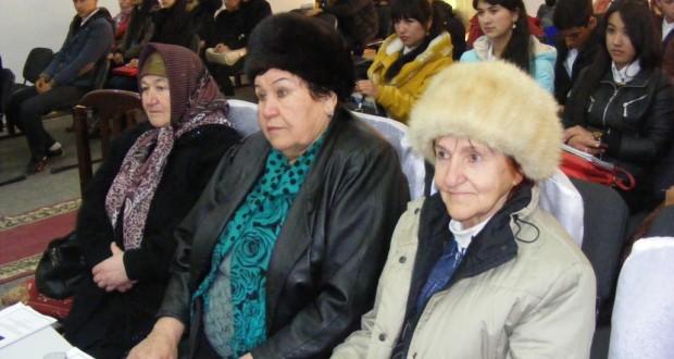 Новости из Кашкадарьи: памяти Мусы Джалиля посвящается