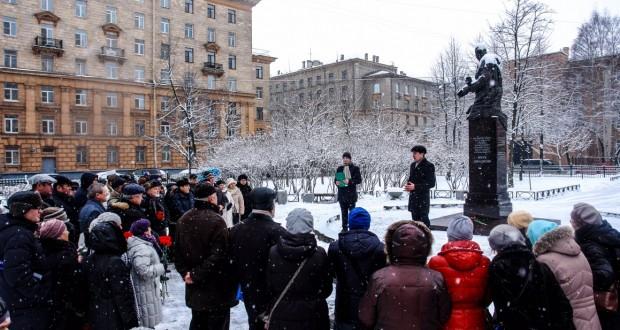 В Санкт-Петербурге отмечают юбилейную, 110-ю годовщину со дня рождения поэта-героя Мусы Джалиля