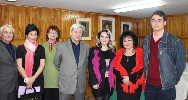 В Ташкенте прошел вечер – посвящение,  приуроченный к 115-летию Салиха Сайдашева