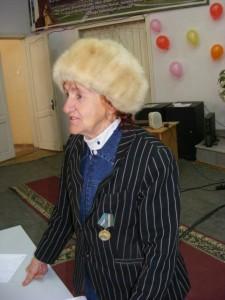 Лариса Бортковская 2