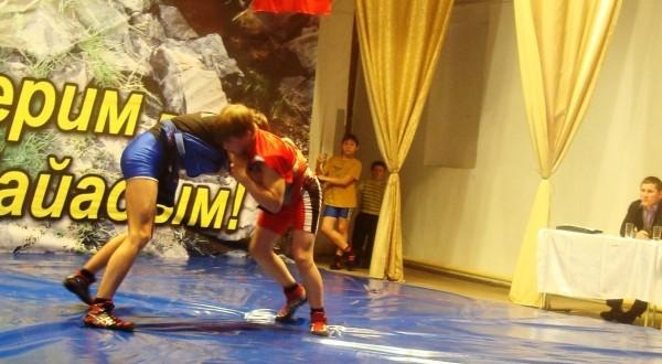 Кемерово өлкәсендә көрәш буенча чемпионат узачак